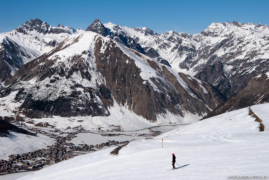 Narty i trasy narciarskie