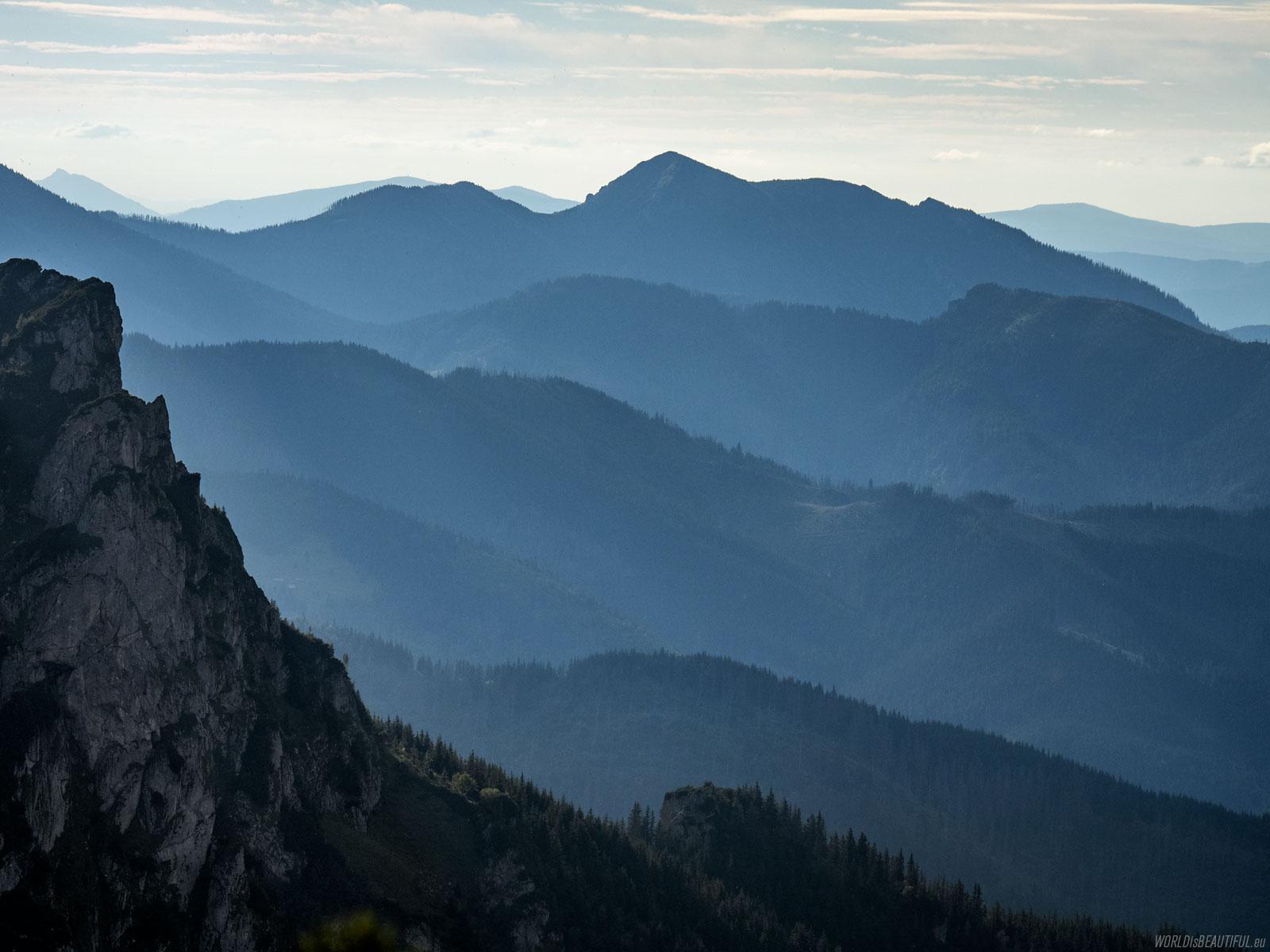 Tatra layers