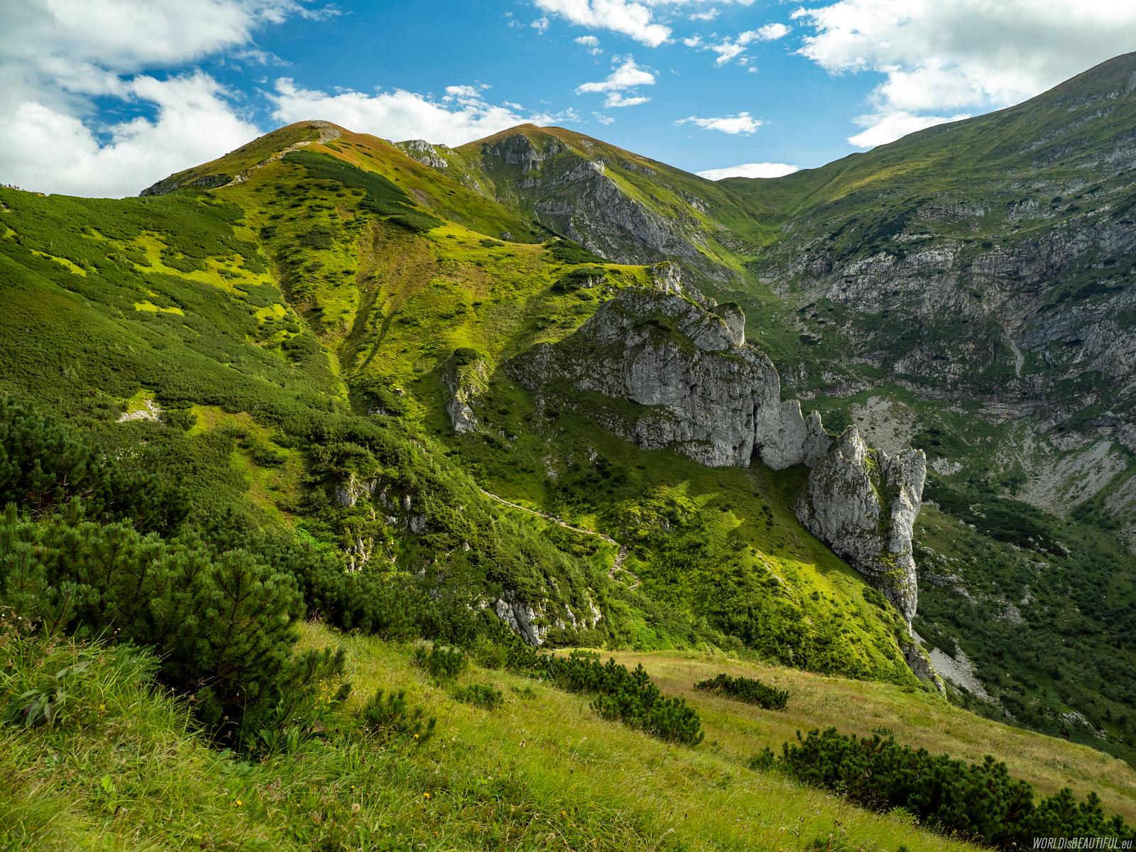 Krajobrazy tatrzańskie
