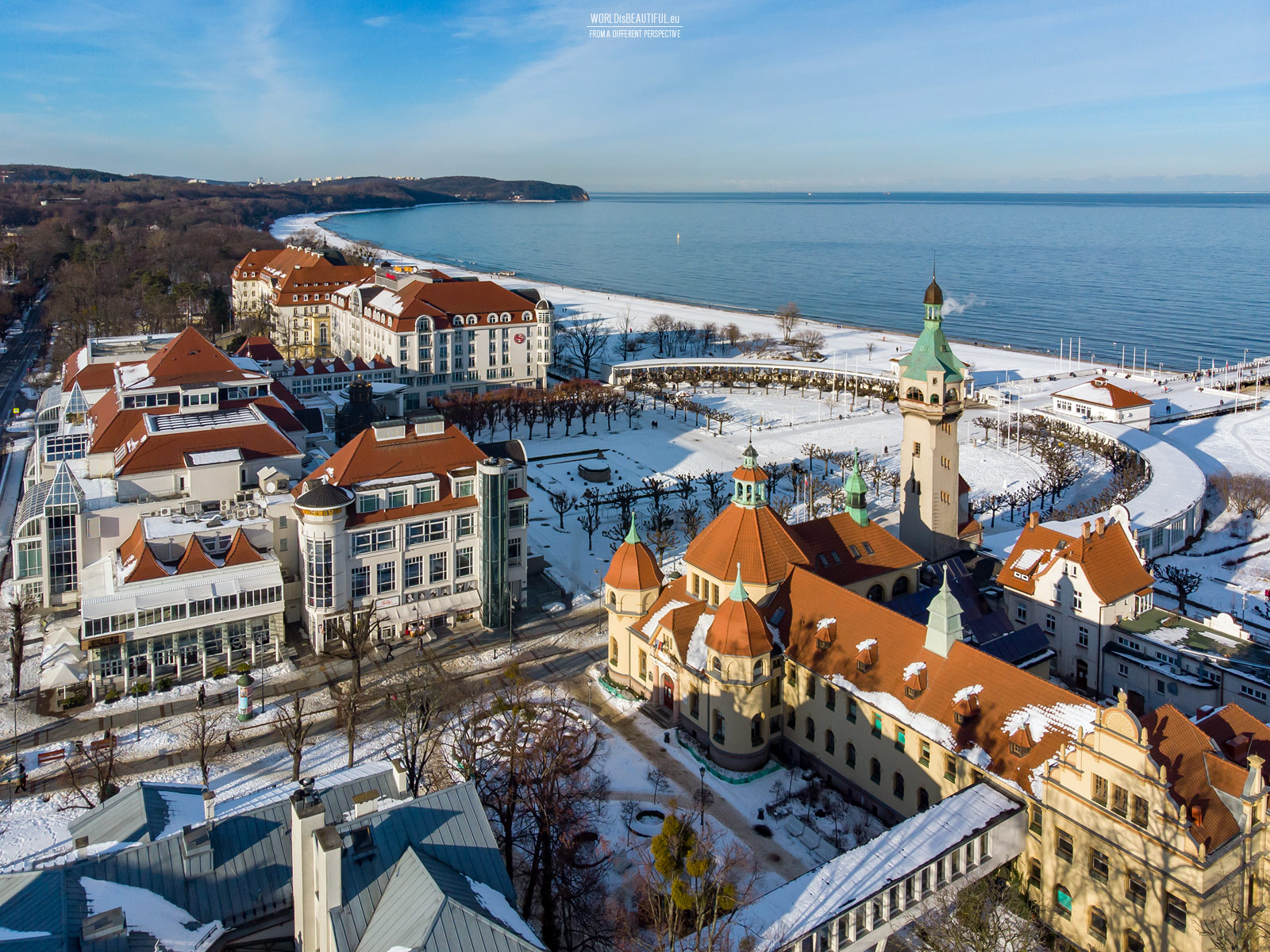 Hotele w Sopocie