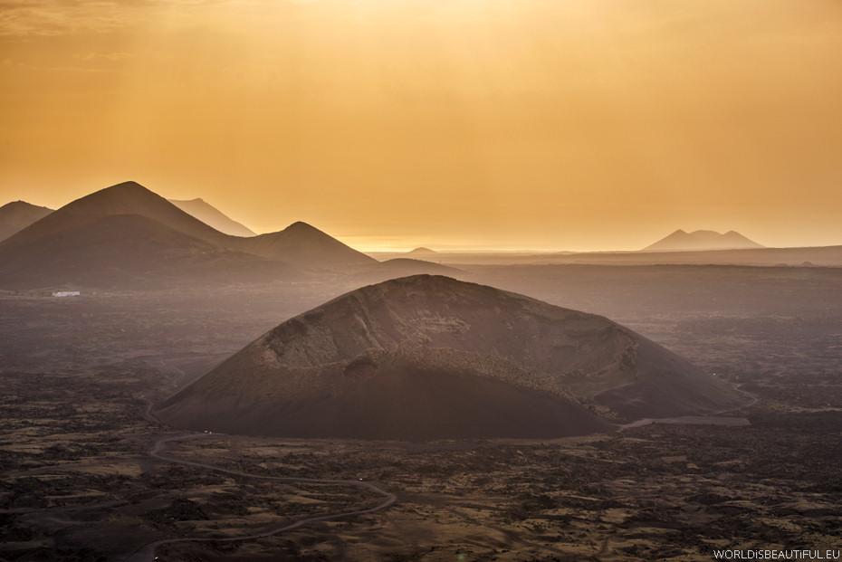 Volcanoes Timanfaya