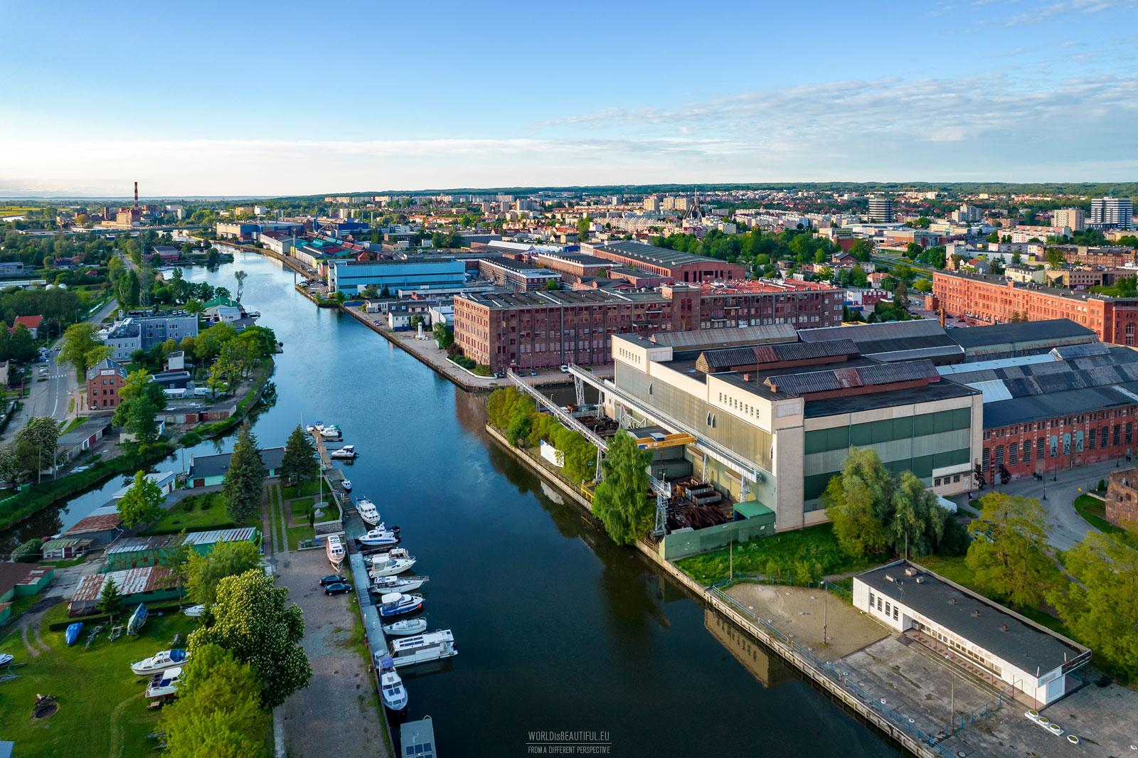 Industry in Elbląg