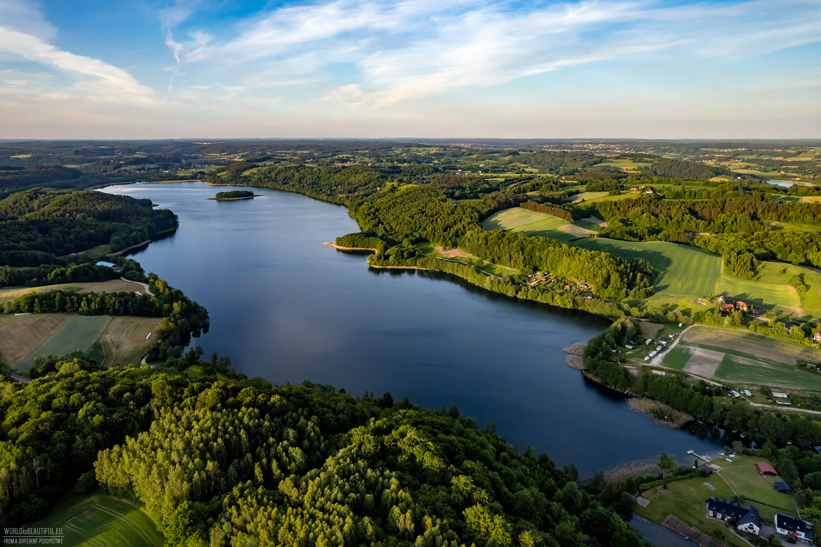 Lake Brodno Wielkie