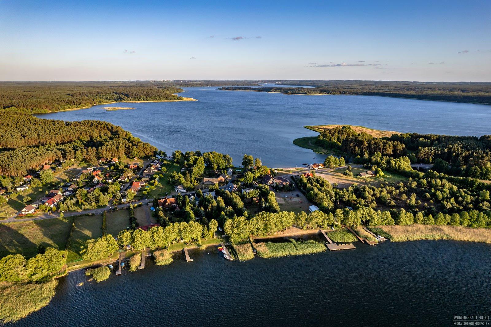 Jezioro Charzykowskie
