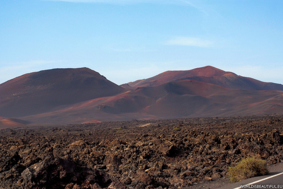 Góry ognia - Montanas del Fuego