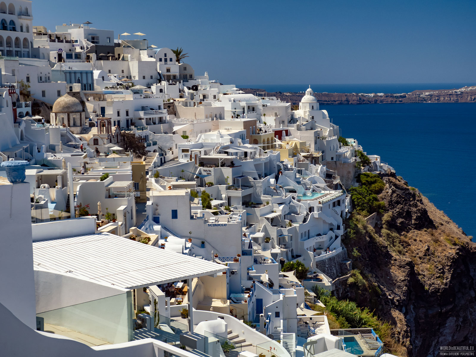 Fira - hotels and apartments