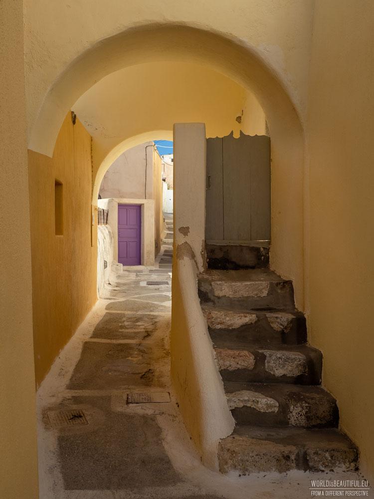 Skarby Santorini