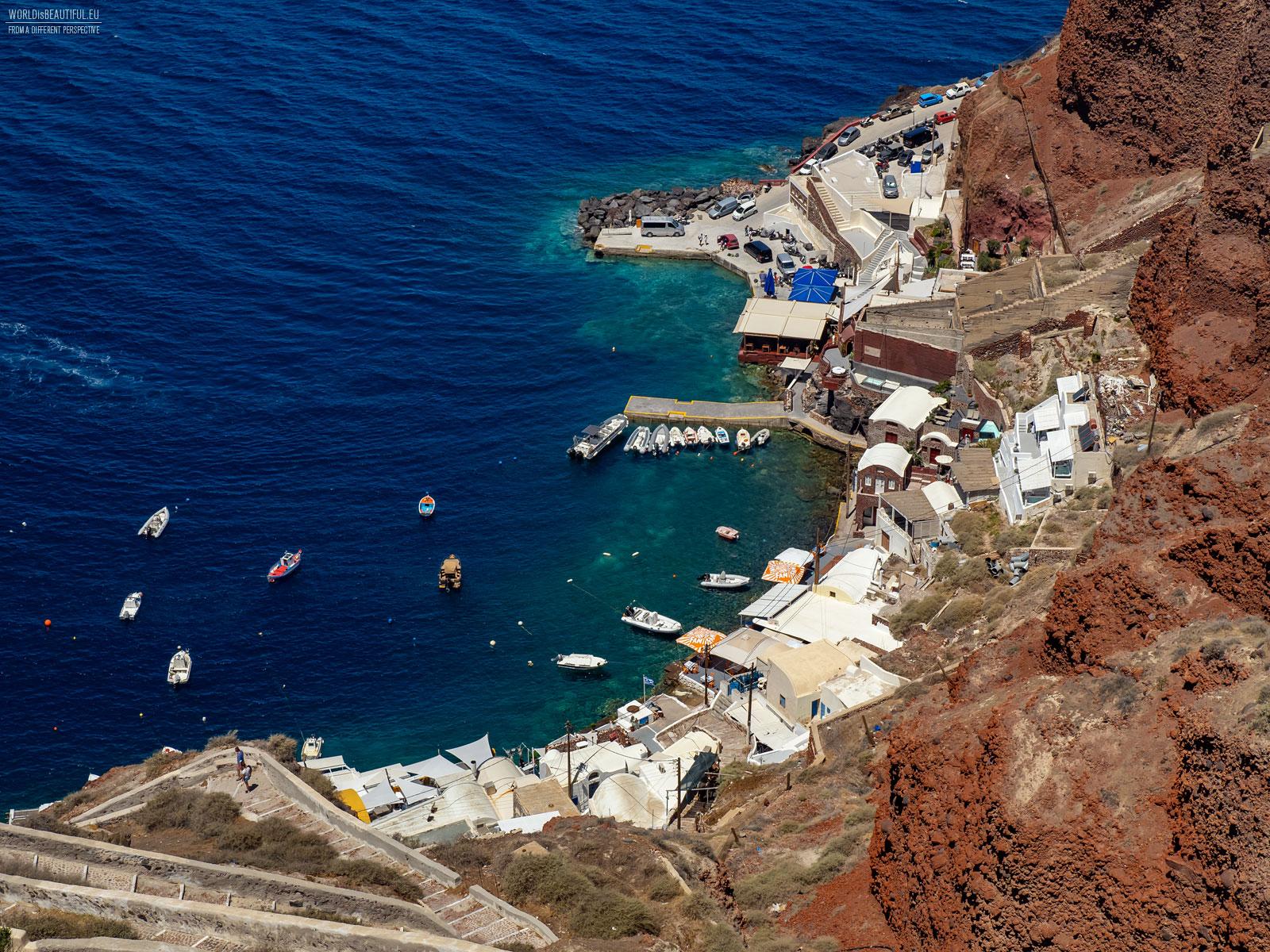 Amoudi - Port of Oia