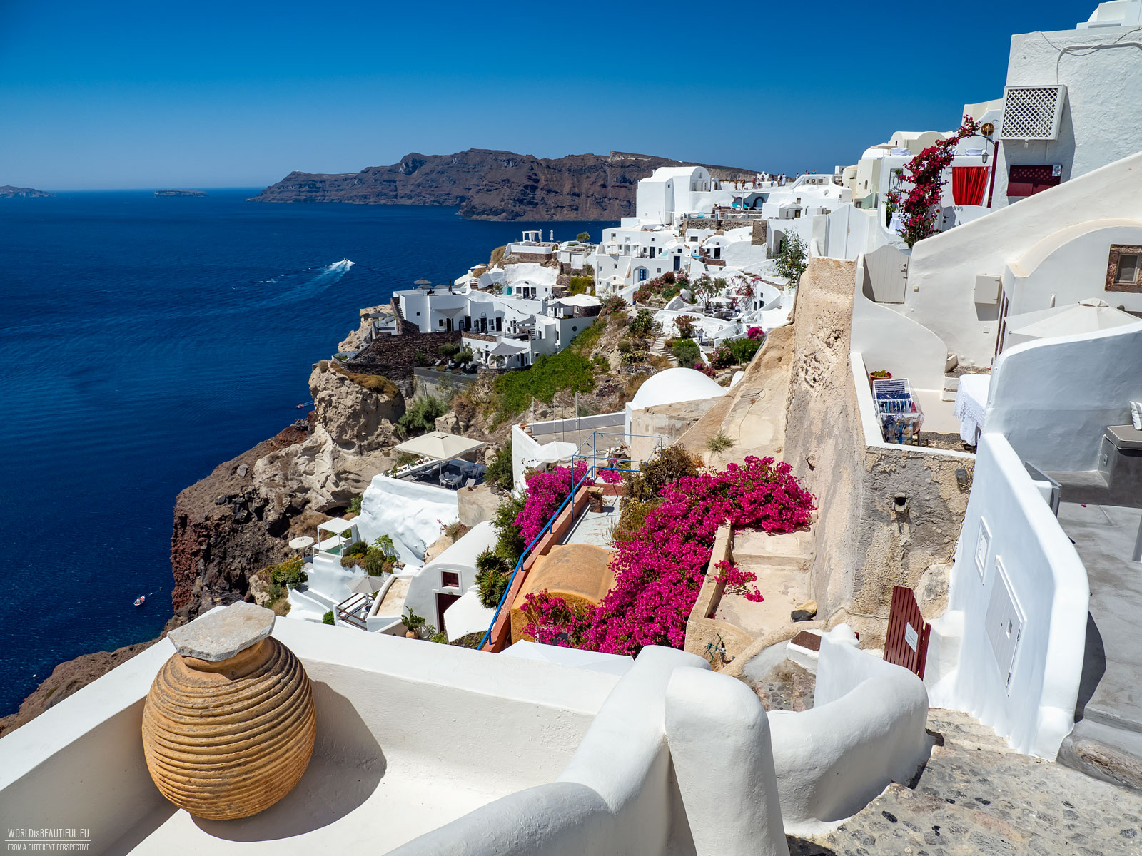 Holidays in the Cyclades