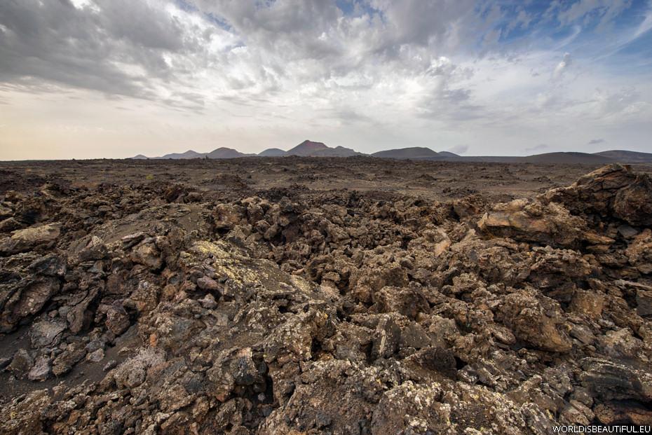 Los Volcanes - park narodowy