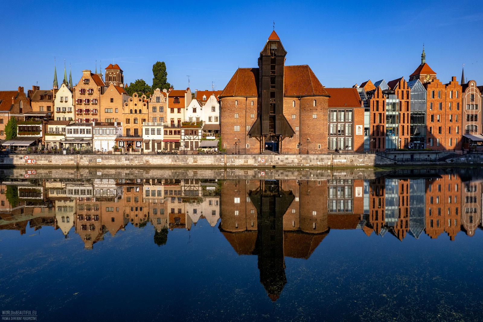 Widokówka z Gdańska