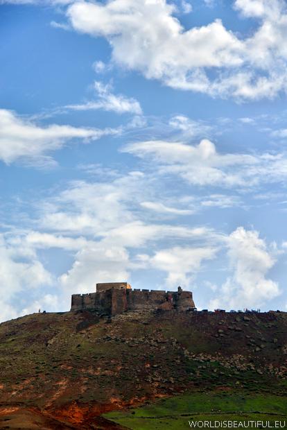 Teguise castle