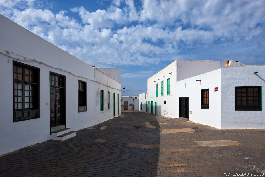 Pictures of architecture, Teguise