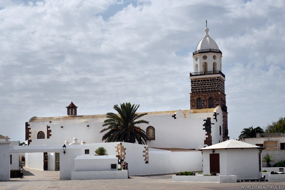 Church in Teguise