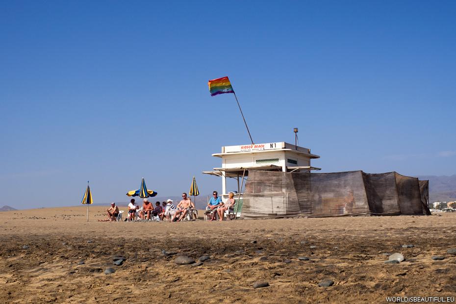 Plażowy Kiosk