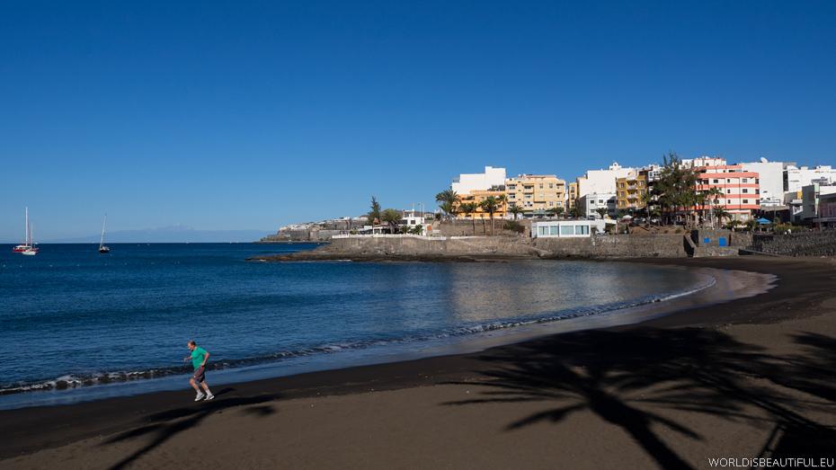 Plaża w Arguineguin