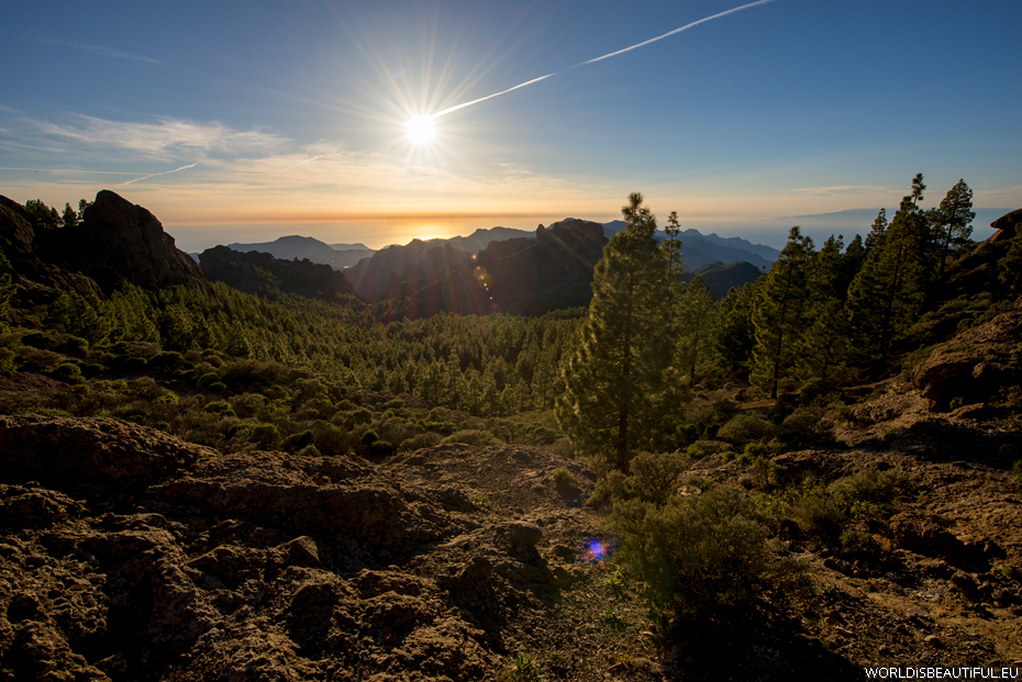 Idziemy do Roque Nublo