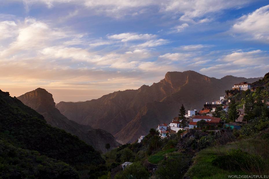 Exploring Gran Canaria