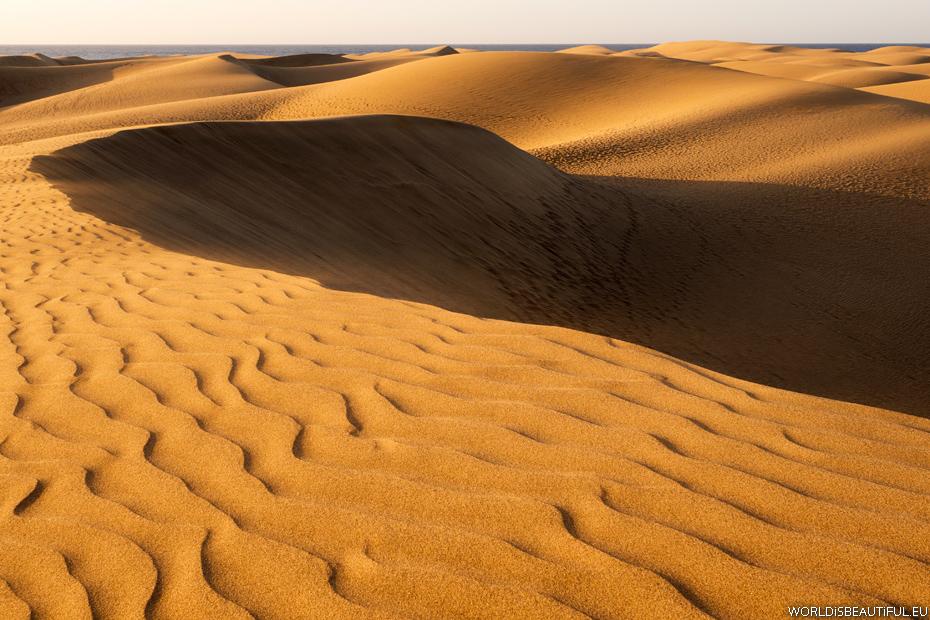 Dunes of Gran Canaria