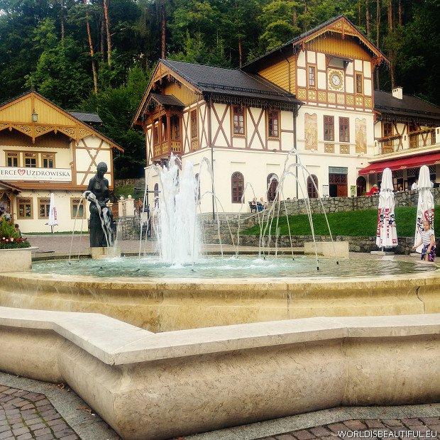 Heart of Spa, Szczawnica Zdroj