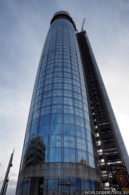 One Blackfriars - apartamenty w Londynie
