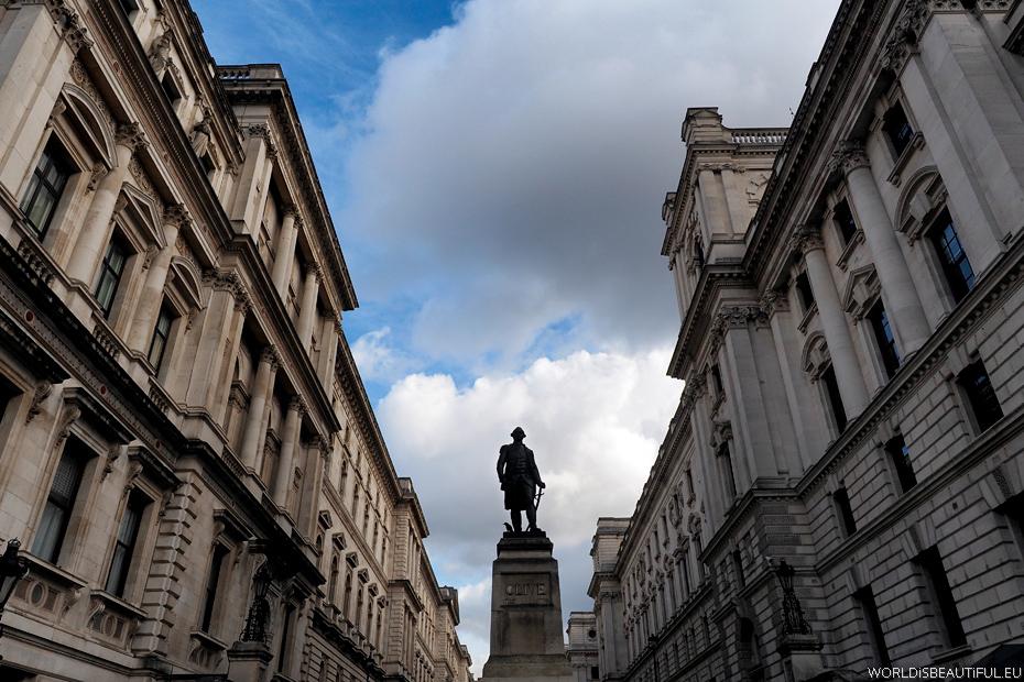 King Charles St London