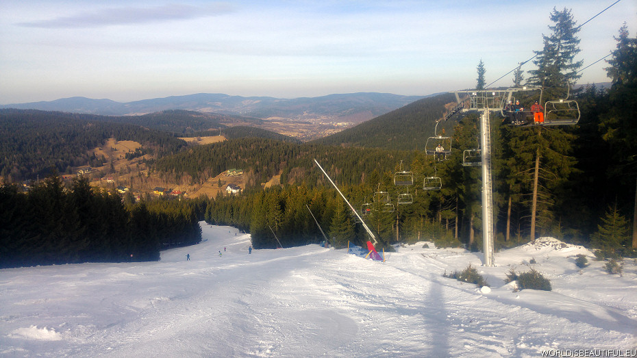 Ski resort Czarna Gora