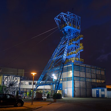 Guido Mine, Zabrze Poland