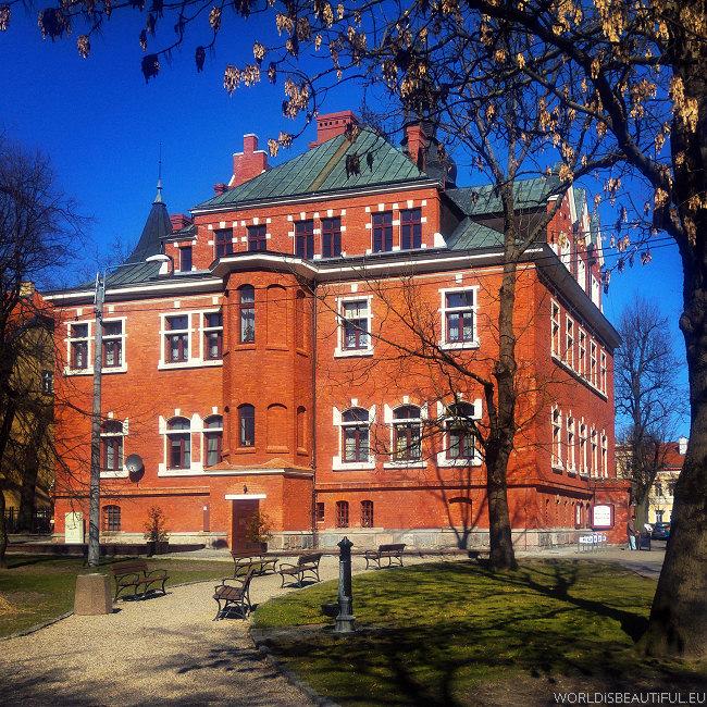 Town Hall in Ketrzyn