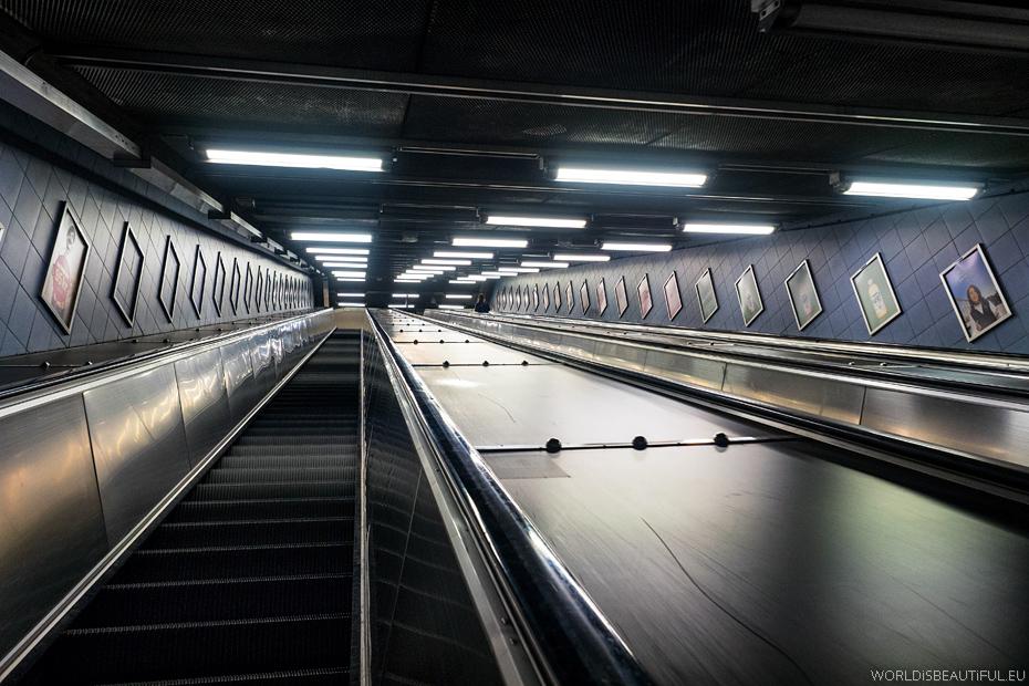 T-Centralen Sztokholm