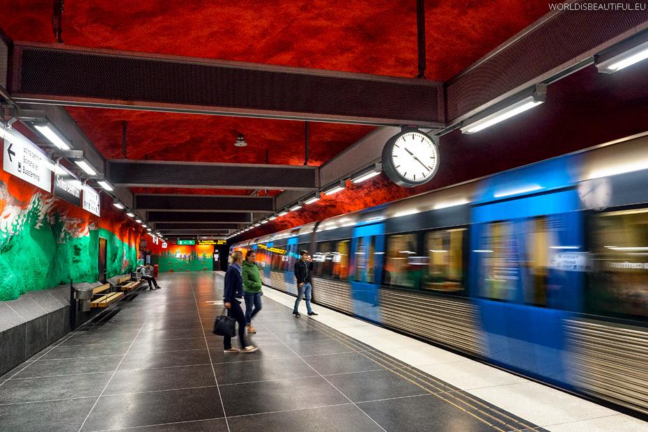 Sztokholm Solna Centrum