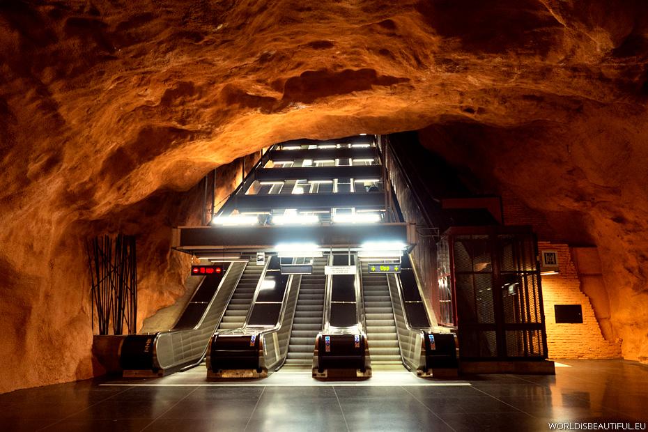 Metro Rådhuset T-bana