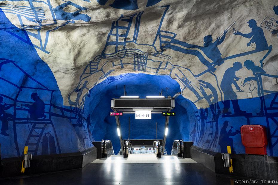 Metro T-Centralen
