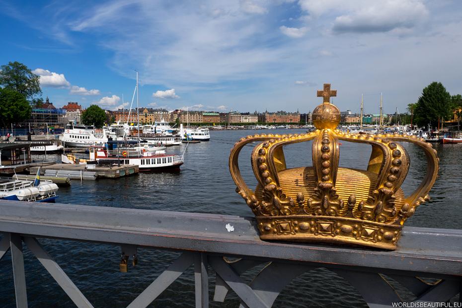 Sztokholm - zwiedzanie miasta