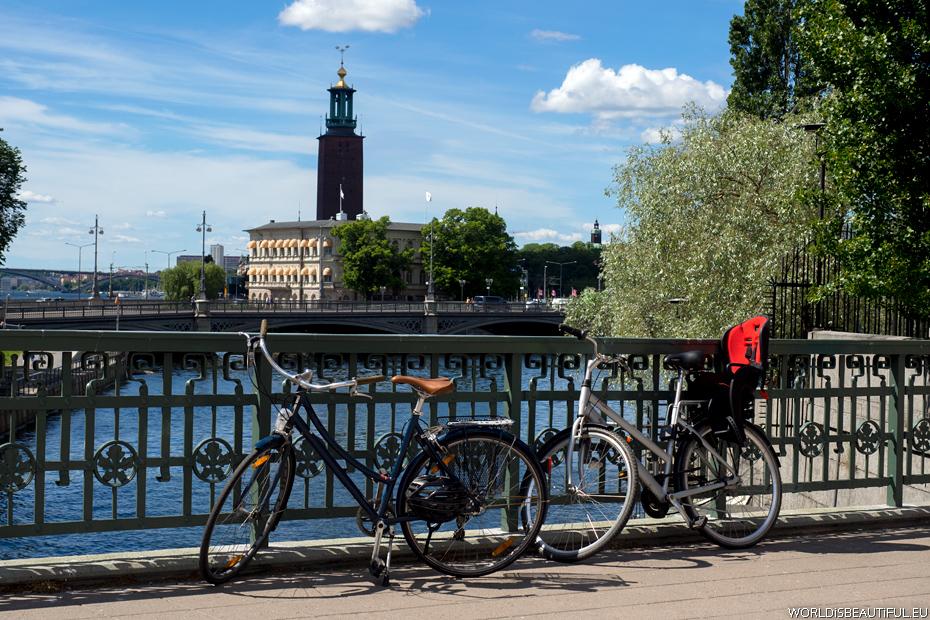 Stockholm City Hall (Stockholms stadshus)