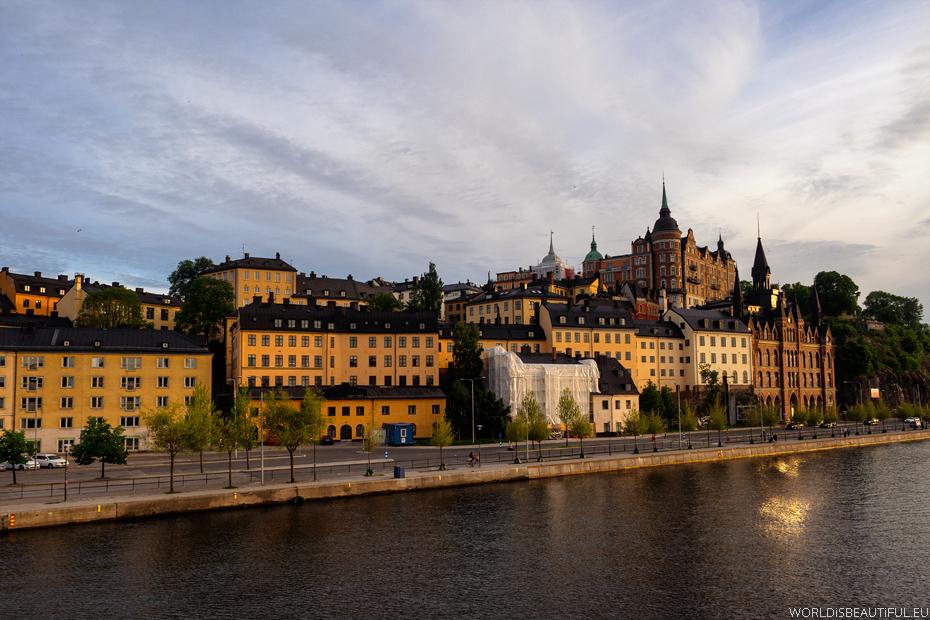 Zabytki w Sztokholmie