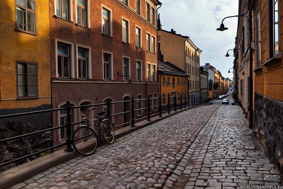 Sztokholm atrakcje