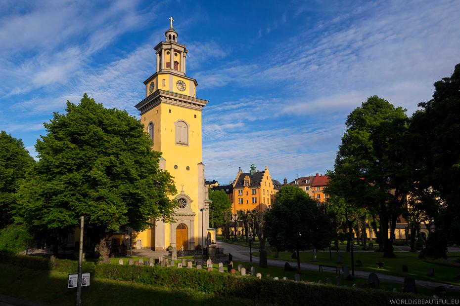Wycieczka do Sztokholmu