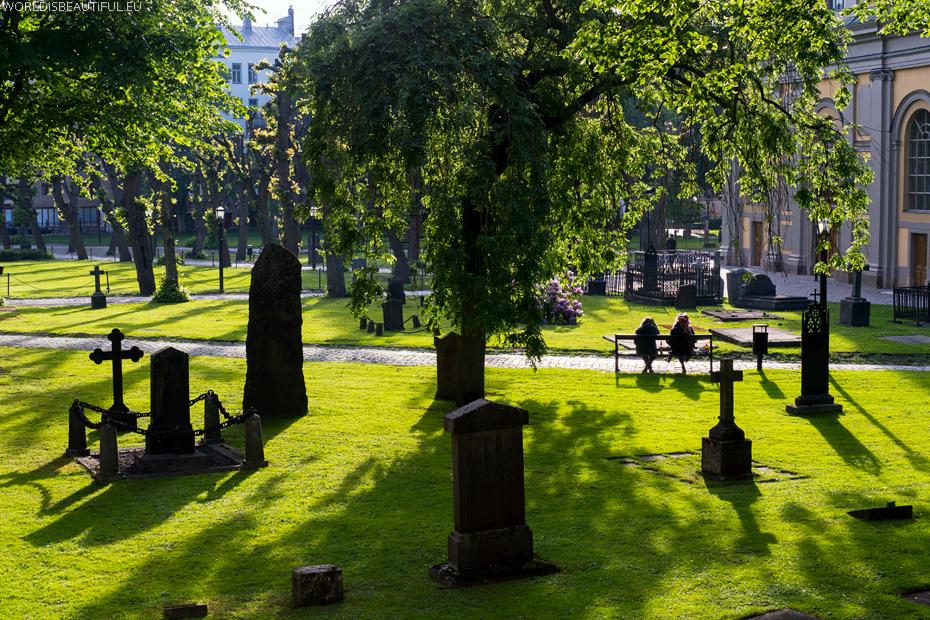 Odpoczywaj w Sztokholmie - relaks na świeżym powietrzu