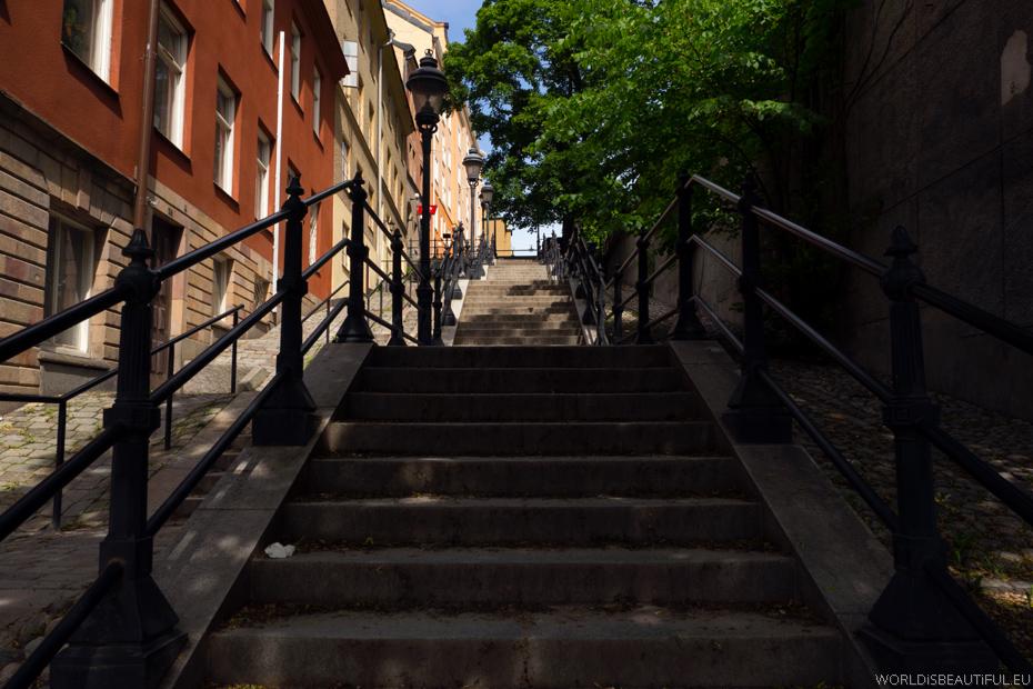 Ciekawe miejsca w Sztokholmie