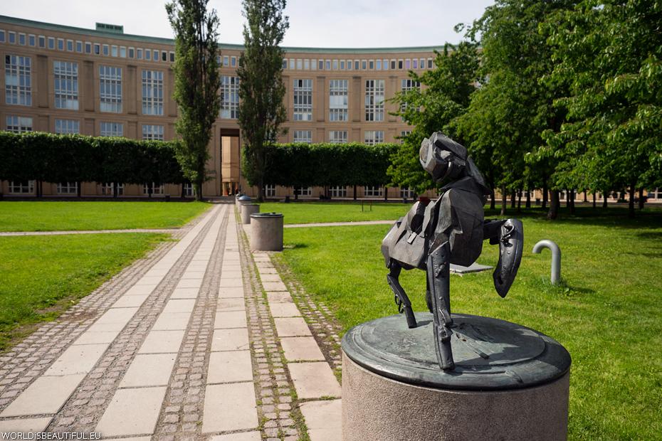 Park w Sztokholmie, Fatbursparken