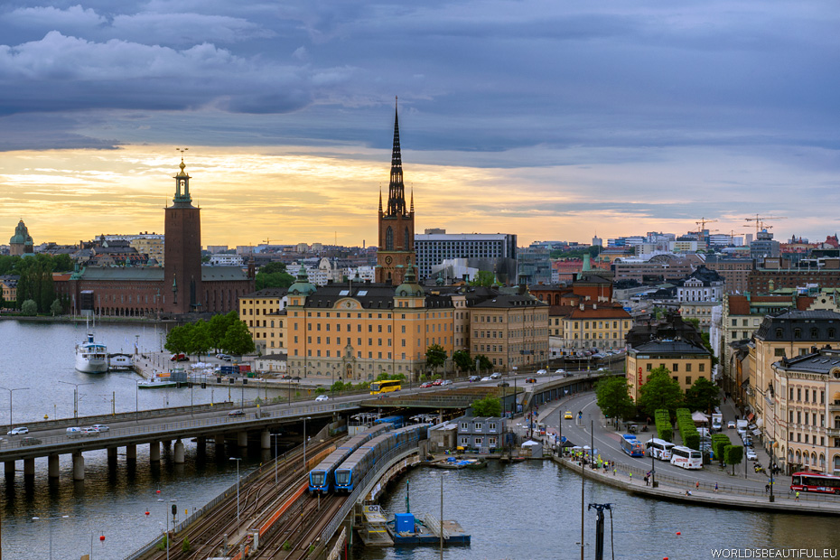 Center of Stockholm