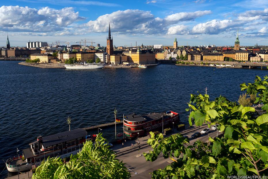 Zabytki Sztokholmu