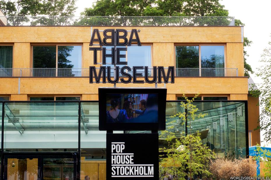 Muzeum zespołu ABBA