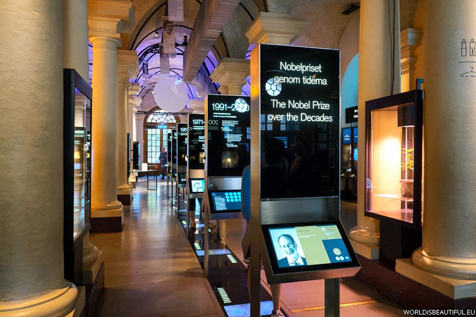 Muzeum Nobla, Sztokholm