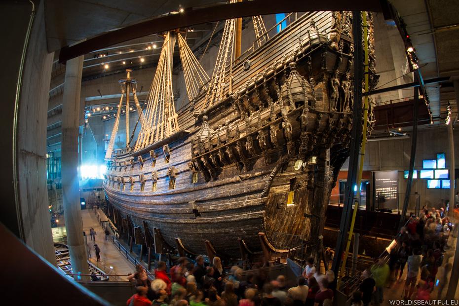 Muzeum Vasa (Vasamuseet)