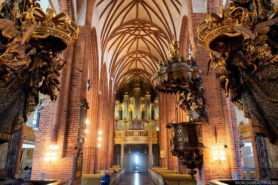 Kościóół św. Mikołaja w Sztokholmie