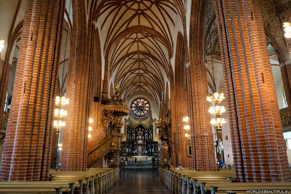 Katedra Storkyrkan