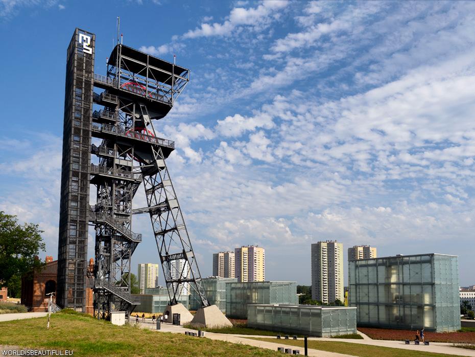 Mines in Katowice