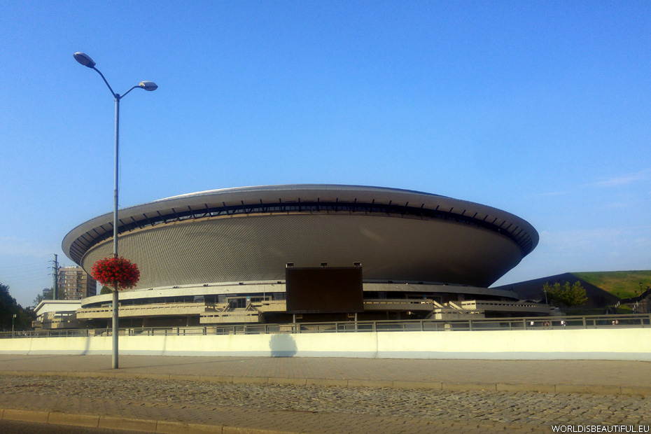 UFO in Katowice
